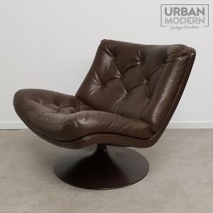 fauteuil artifort f976 vintage stoel