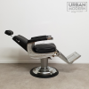 belmont barber kapper stoel kapperstoel