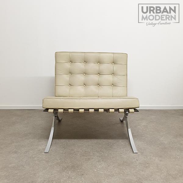 barcelona chair ottoman urban modern