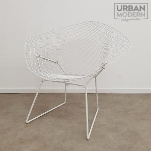 harry bertoia diamond vintage stoel meubelen
