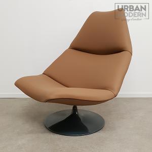 vintage meubelen stoel artifort f510