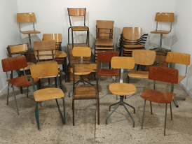 urban modern schoolstoelen korting
