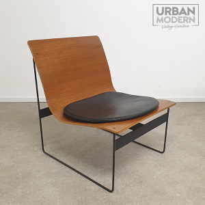 teak lounge chair günter renkel