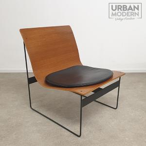 teak lounge chair günter renkel